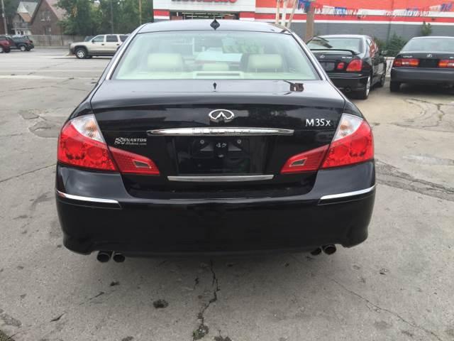 2009 Infiniti M35 Awd X Sedan Luxury 4dr In Milwaukee Wi Diamond