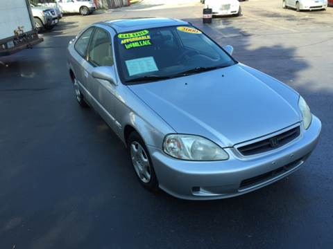 2000 Honda Civic for sale at Diamond Auto Sales in Milwaukee WI
