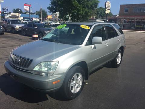 2002 Lexus RX 300 for sale at Diamond Auto Sales in Milwaukee WI