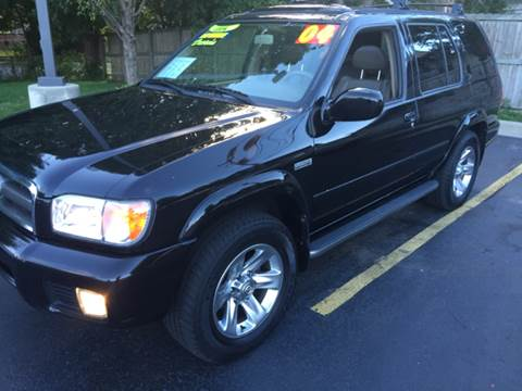 2004 Nissan Pathfinder for sale at Diamond Auto Sales in Milwaukee WI