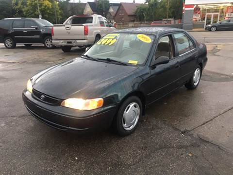 1999 Toyota Corolla for sale at Diamond Auto Sales in Milwaukee WI