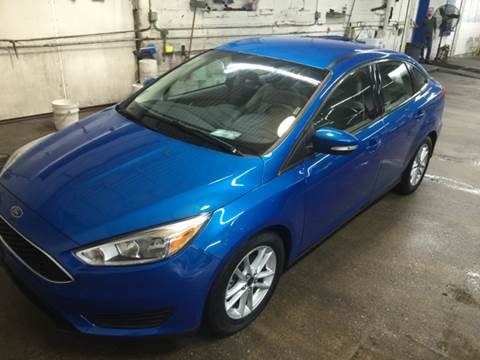 2015 Ford Focus for sale at Diamond Auto Sales in Milwaukee WI