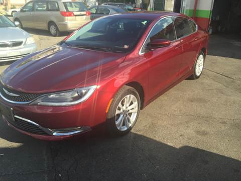 2015 Chrysler 200 for sale at Diamond Auto Sales in Milwaukee WI