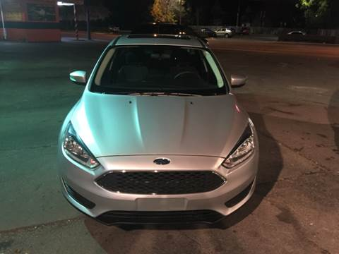 2016 Ford Focus for sale at Diamond Auto Sales in Milwaukee WI