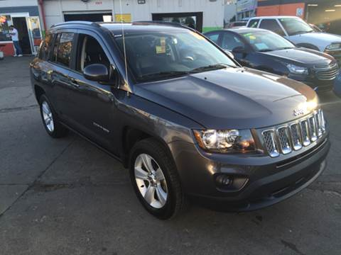 2016 Jeep Compass for sale at Diamond Auto Sales in Milwaukee WI