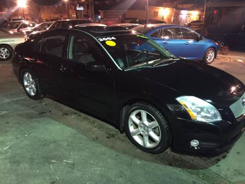 2004 Nissan Maxima for sale at Diamond Auto Sales in Milwaukee WI