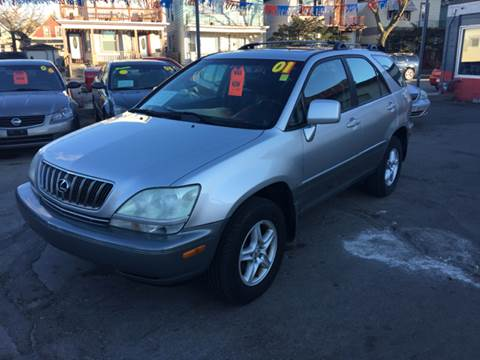 2001 Lexus RX 300 for sale at Diamond Auto Sales in Milwaukee WI