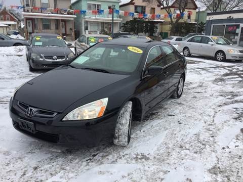 2004 Honda Accord for sale at Diamond Auto Sales in Milwaukee WI