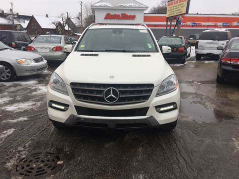 2014 Mercedes-Benz M-Class for sale at Diamond Auto Sales in Milwaukee WI