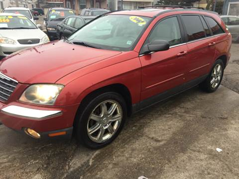 2005 Chrysler Pacifica for sale at Diamond Auto Sales in Milwaukee WI