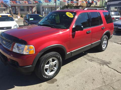 2003 Ford Explorer for sale at Diamond Auto Sales in Milwaukee WI