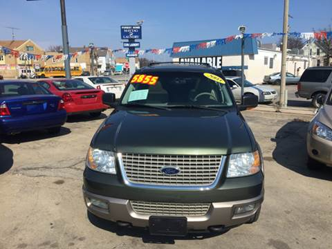 2003 Ford Expedition for sale at Diamond Auto Sales in Milwaukee WI