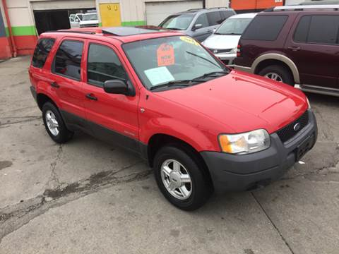 2001 Ford Escape for sale at Diamond Auto Sales in Milwaukee WI