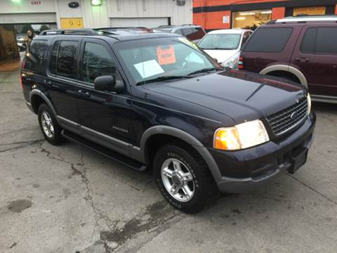 2002 Ford Explorer for sale at Diamond Auto Sales in Milwaukee WI