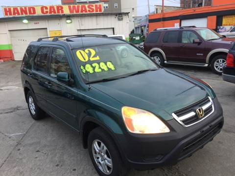 2002 Honda CR-V for sale at Diamond Auto Sales in Milwaukee WI