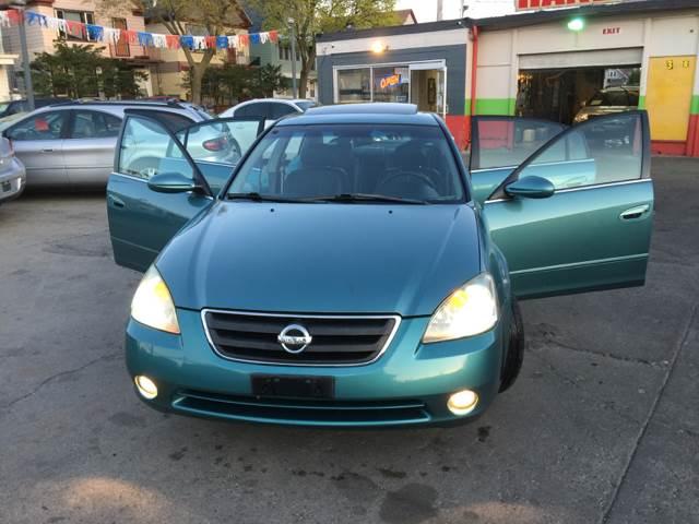 2003 Nissan Altima 3.5 SE 4dr Sedan   Milwaukee WI