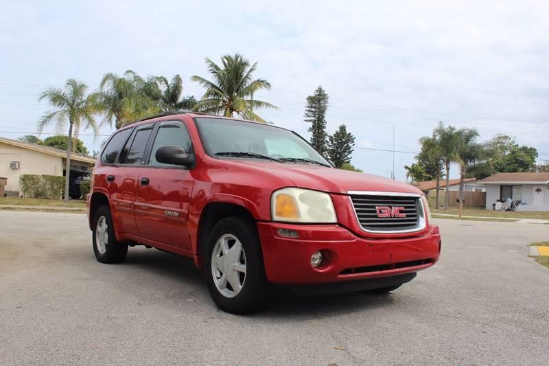 2002 GMC Envoy for sale at Express Automotive, Inc. in Pompano Beach FL