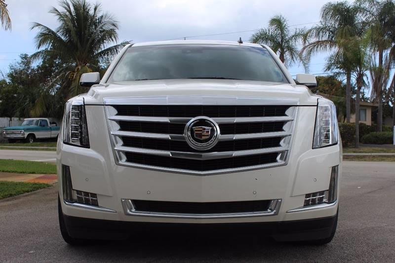 2015 Cadillac Escalade for sale at Express Automotive, Inc. in Pompano Beach FL