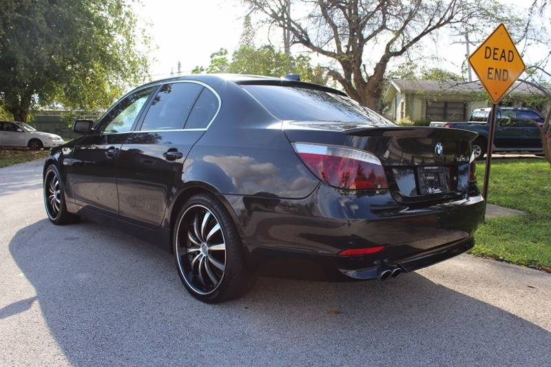 2006 BMW 5 Series for sale at Express Automotive, Inc. in Pompano Beach FL