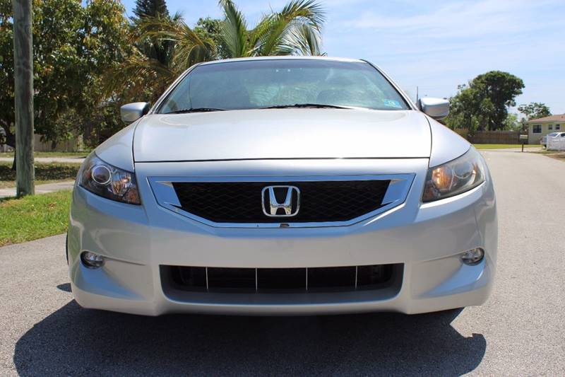 2008 Honda Accord for sale at Express Automotive, Inc. in Pompano Beach FL
