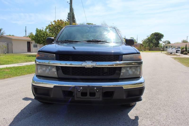 2007 Chevrolet Colorado for sale at Express Automotive, Inc. in Pompano Beach FL