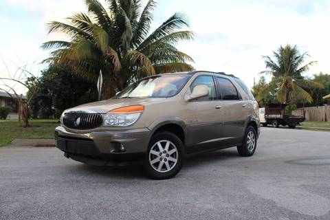 2003 Buick Rendezvous for sale in Pompano Beach, FL