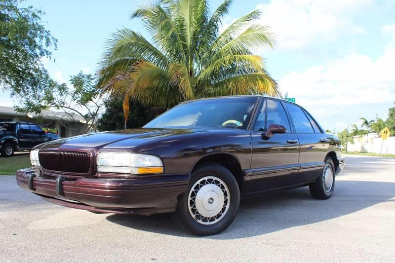 1995 Buick LeSabre for sale at Express Automotive, Inc. in Pompano Beach FL