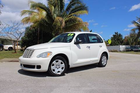 2009 Chrysler PT Cruiser for sale at Express Automotive, Inc. in Pompano Beach FL