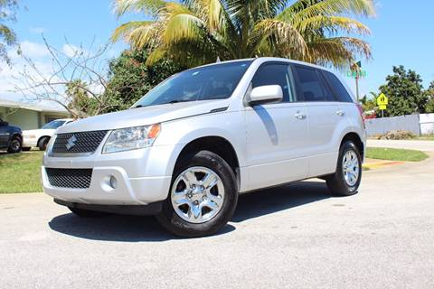 2009 Suzuki Grand Vitara for sale in Pompano Beach, FL