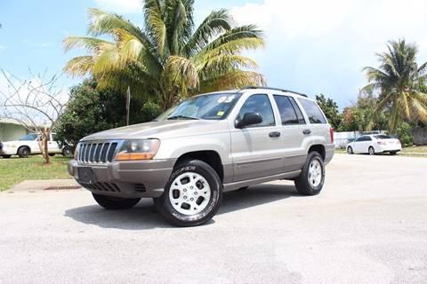 2003 Jeep Grand Cherokee for sale in Pompano Beach, FL