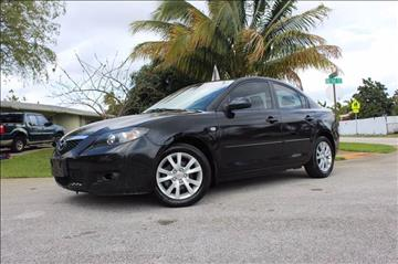 2008 Mazda MAZDA3 for sale at Express Automotive, Inc. in Pompano Beach FL