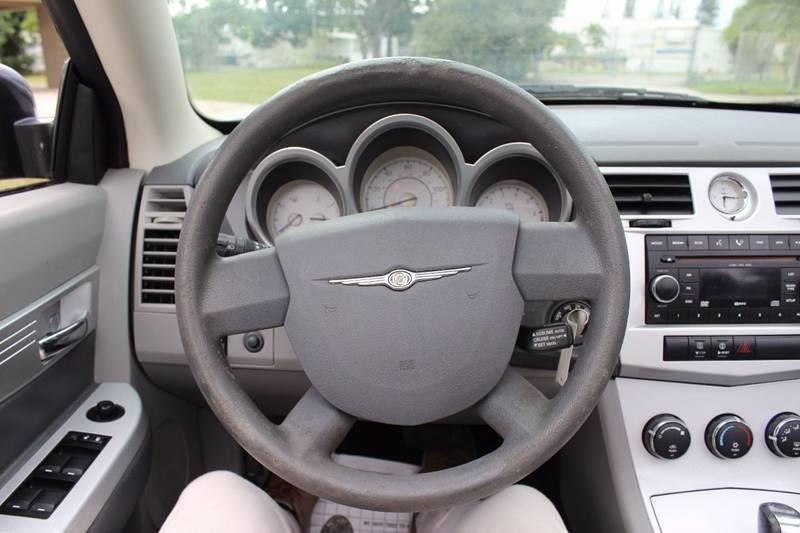2008 Chrysler Sebring for sale at Express Automotive, Inc. in Pompano Beach FL