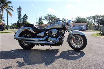 2006 Kawasaki VN900 Vulcan Classic for sale at Express Automotive, Inc. in Pompano Beach FL