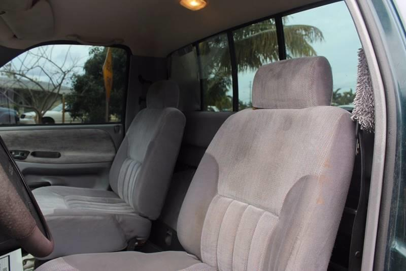 1997 Dodge Ram Pickup 1500 for sale at Express Automotive, Inc. - Express Automotive in Deerfield Beach FL