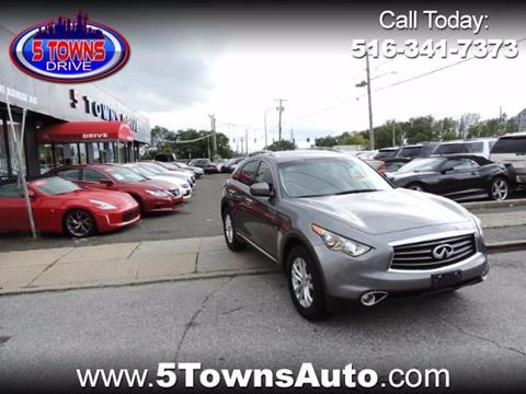 2014 Infiniti QX70 for sale in Inwood, NY