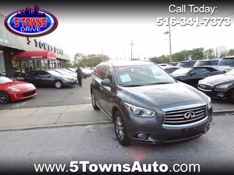 2014 Infiniti QX60 for sale in Inwood, NY