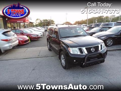 2008 Nissan Pathfinder for sale in Inwood, NY