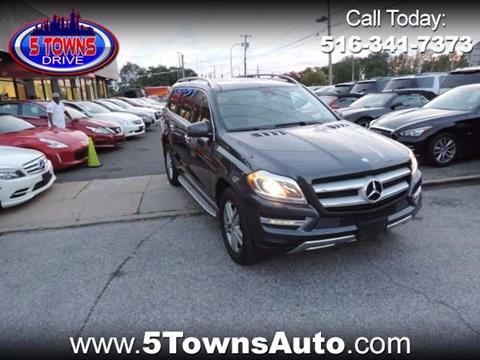 2013 Mercedes-Benz GL-Class for sale in Inwood, NY