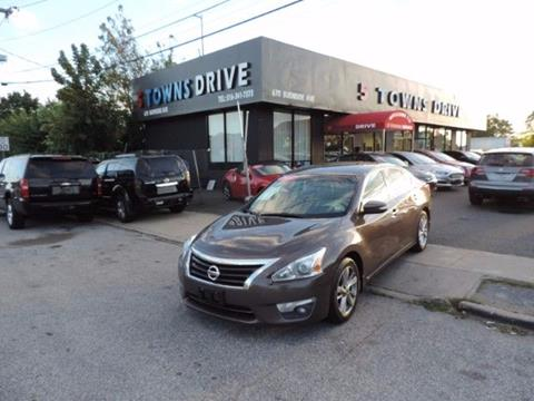 2012 Nissan Maxima for sale in Inwood, NY