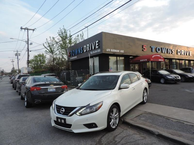 2017 Nissan Altima 3.5 SL In Inwood NY - 5 Towns Drive