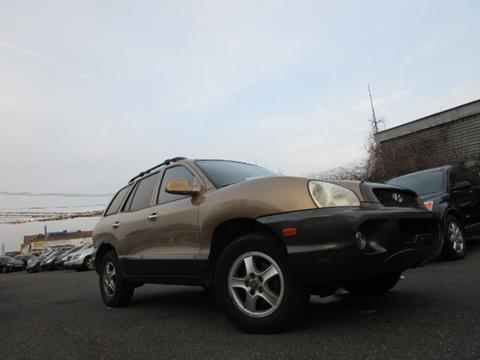 2001 Hyundai Santa Fe for sale in Inwood, NY