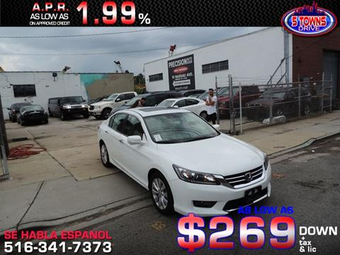 2015 Honda Accord for sale in Inwood, NY
