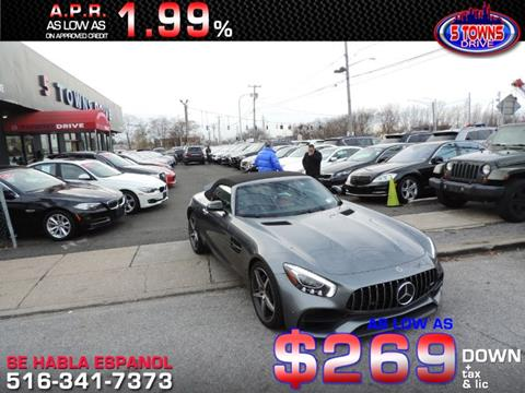 2018 Mercedes-Benz AMG GT for sale in Inwood, NY