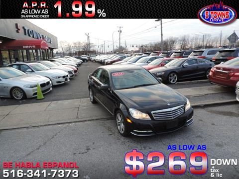 2014 Mercedes-Benz C-Class for sale in Inwood, NY