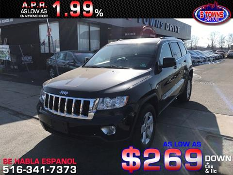 2012 Jeep Grand Cherokee for sale in Inwood, NY