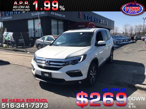 2016 Honda Pilot for sale in Inwood, NY