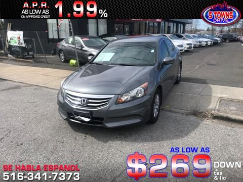 2012 Honda Accord for sale in Inwood, NY