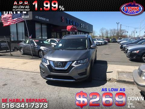 2018 Nissan Rogue for sale in Inwood, NY