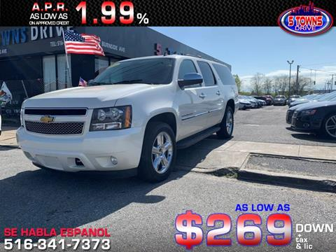 2014 Chevrolet Suburban for sale in Inwood, NY