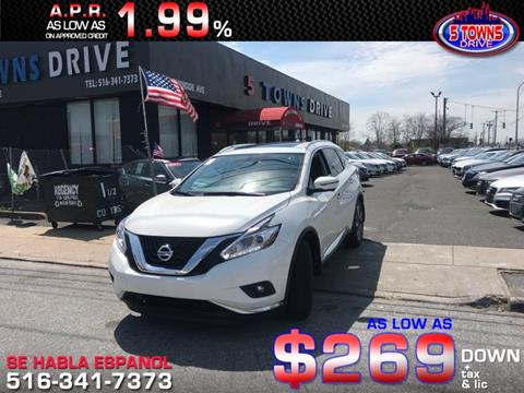 2018 Nissan Murano for sale in Inwood, NY
